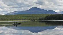 Fish Lake, B.C . (Globe files/Globe files)