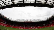A general view of Old Trafford Stadium (SCOTT HEPPELL/AP)