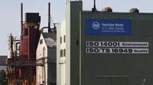 U.S. Steel gutted Stelco. Foreign companies have a disgraceful record on the 'net benefit' front in Canada. (MIKE CASSESE/REUTERS)