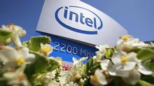 Intel Corp. headquarters in Santa Clara, Calif. Intel's stock is down 18 per cent from where it was five years ago. Even if you include dividends, it's down 4.4 per cent (Paul Sakuma/AP)