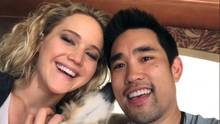 Hollywood star Jennifer Lawrence is one of several celebrity clients Dalton Wong can boast of helping – but that fact hasn't gone to his head.