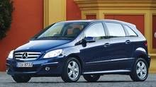Mercedes-Benz B-Class (Mercedes-Benz)