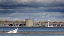 The Pickering nuclear power plant east of Toronto. (Peter Power/The Globe and Mail)