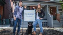 Natasha Penzo-McIntosh launched Urban Blueprint with her brother and business partner, Luca Penzo, after obtaining her MBA from Schulich in 2013. (Kalen Hayman)