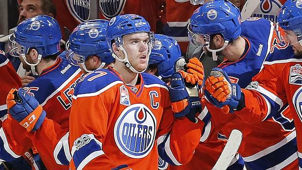 The Hart Of The Oilers: McDavid Shows Why He's MVP Worthy