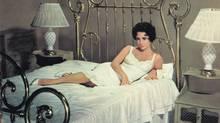 Elizabeth Taylor, 1958 (Everett Collection)