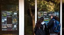 Economists at the big banks caution that a recent jump in activity in Toronto may be the result of sales pulled forward as buyers rush to take advantage of low interest rates on their preapproved mortgages (Galit Rodan For The Globe and Mail)