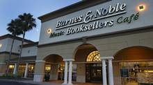 In this Sunday, Aug. 18, 2013 photo, a Barnes & Noble bookstore is seen in Orlando, Fla. (John Raoux/AP)