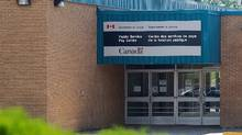 The Public Service Pay Centre in Miramichi, N.B. (Ron Ward/THE CANADIAN PRESS)