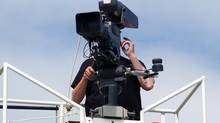 Cameraman (Peter Baxter/Getty Images/iStockphoto)