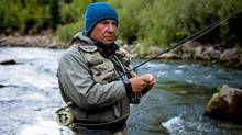 Although he is an environmental pessimist, Yvon Chouinard believes 'we can save a few special places.' (Tim Davis)