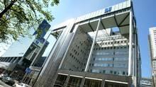 File photo shows Unilever headquarters in Rotterdam. (ED OUDENAARDEN)
