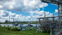 GTL Crude Oil Barge Loading Facility (CNW Group/GibsonEnergyInc.)