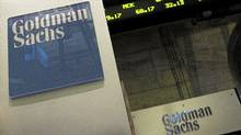 A Goldman Sachs shares briefly traded at a bigger discount to book value than rival JP Morgan Chase and Co. (BRENDAN MCDERMID/REUTERS/BRENDAN MCDERMID/REUTERS)