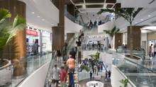 A shopping mall in Brazil. Investors in developing economies have demonstrated a distinct distaste for equity investing, compared with their developed-world counterparts, a report from McKinsey argues. (Brookfield/Brookfield)