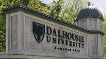 Four faculty members of Halifax's Dalhousie University say a complaint they filed two weeks ago about male students allegedly posting sexually hateful messages online about females has not been addressed by administration. (Roger Hallett/The Globe and Mail)