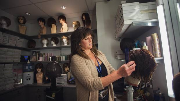 Sandra Caira was a practical registered nurse before she took a job at the salon at Sunnybrook Hospital, located within the hospital's breast-cancer clinic.
