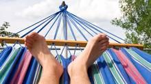 relaxing (Marko Volkmar/Getty Images/iStockphoto)