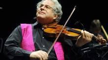 Israeli-American violin virtuoso Itzhak Perlman in 2009 (Astapkovich Vladimir/ITAR-TASS)