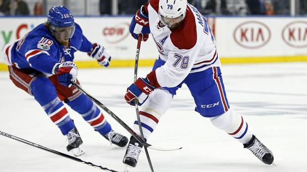 Canadiens' Ageless Wonder Markov Making Mark On Playoffs