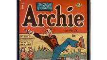 Donald Lem is auctioning off his very rare copy of Archie Comics #1.