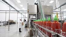 Before Sriracha was found in everyone's pantry, it was 'this cool underground thing' when it came out in the '80s (EMILY BERL/NYT)