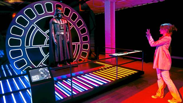 Are you more jedi than jar jar find out at this montreal for Star wars museum california