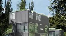 The Vancouver Special 2.0 designed by Vancouver architect Michael Katz. (Michael Katz)