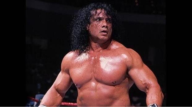 """Former WWE star Jimmy """"Superfly"""" Snuka [WWE)"""