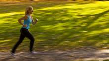 It's better to think about achieving personal bests over a year rather than targeting one race. (Thinkstock)