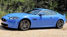 2012 Jaguar XKR-S (Michael Bettencourt for The Globe and Mail)