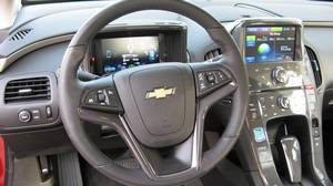 Inside the Chevy Volt
