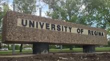 University of Regina.