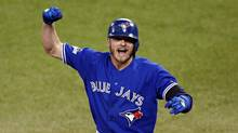 The Blue Jays have signed MVP third baseman Donaldson to a two-year contract worth US$28.65 million. (Paul Sancya/THE ASSOCIATED PRESS)