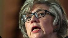 Beverly McLachlin, Chief Justice of the Supreme Court of Canada. (File Photo) (FRED CHARTRAND/THE CANADIAN PRESS)