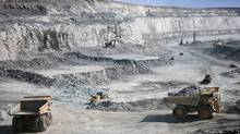 Agnico Eagle is expanding its exploration team in Nunavut after it found gold on boulders near its mine in the territory. (Reuters)