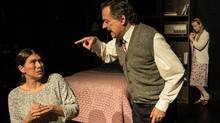 Aunt Dan and Lemon is written by Wallace Shawn and directed by Dan Spurgeon. (Roger Humbert)