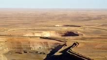 Kinross Tasiast Gold Mine in Mauritania. (Kinross)