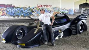 Casey Putsch is a racing and design enthusiast who runs Putsch Racing out of Dublin, Ohio, and he pieced together the only turbine-powered Batmobile, other than the original.