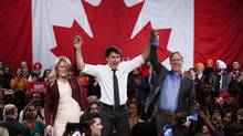 The nominations furor stands to hurt Prime Minister Justin Trudeau's efforts to rebrand the Liberal Party. (Jeff McIntosh/THE CANADIAN PRESS)