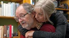 "Tom (Jim Broadbent) and Gerri (Ruth Sheen), from the movie ""Another Year"" (Sony Pictures Classics)"
