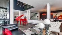 Home of the Week, 7 Ashley Park Rd., Toronto. Asking price: $3,998,000. Rose Barroso, owner of Barroso Homes, did not originally set out to build 7 Ashley Park for her own family, but it ended up that way. She designed the five-bedroom, seven-bathroom house to suit a large family, and it became a home that fit her family perfectly. (Robert Holowka/birdhousemedia.ca)