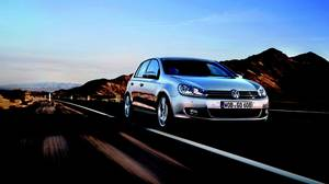 2012 VW Golf hatch