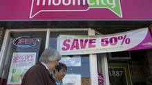 Sources have said that Mobilicity is seeking at least $350-million for its assets which include spectrum and 189,239 active subscribers. (Kevin Van Paassen/The Globe and Mail)
