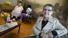 Sylvie Lavoie, whose mother once lived at Bendale Acres, would like to see more French-language services available to francophone residents of long-term-care facilities in Toronto. (Peter Power/The Globe and Mail)