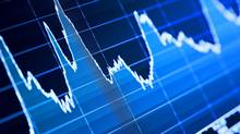 Flat returns belie a big increase in volatility, including a sell-off of almost 20 per cent at the end of the summer that investors had made up by late fall. (Roland Nagy/istockphoto)