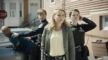 Republic of Doyle is an example of a good, populist drama series on the public broadcaster.