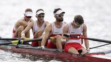 Rowing Canada is parting ways with the heads of both its men's and women's programs in the wake this summer's disastrous showing at the Rio Olympics. (Luca Bruno/THE ASSOCIATED PRESS)