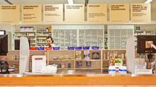 File photo of the Loblaws pharmacy at Maple Leaf Gardens in Toronto. (JENNIFER ROBERTS For The Globe and Mail)