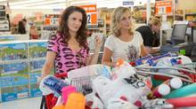 In Tina Fey, left, and Amy Poehler's Sisters, the main characters don't end the film by congratulating themselves on throwing the party of the decade. Instead, there's a lot of soul-searching and personal growth.